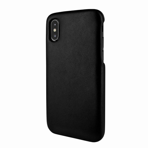 Piel Frama 791 Black FramaSlimGrip Leather Case for Apple iPhone X / Xs