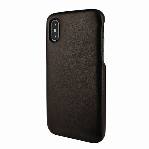 Piel Frama 791 Brown FramaSlimGrip Leather Case for Apple iPhone X / Xs