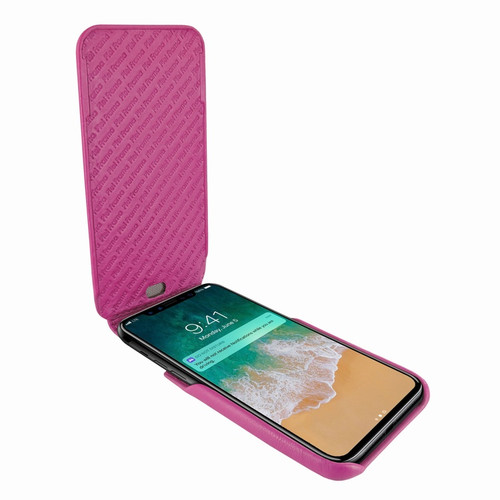 Piel Frama 792 Pink iMagnum Leather Case for Apple iPhone X / Xs