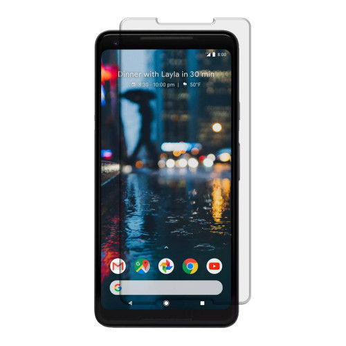 Znitro - Nitro Glass Screen Protector for Google Pixel 2 XL - Clear