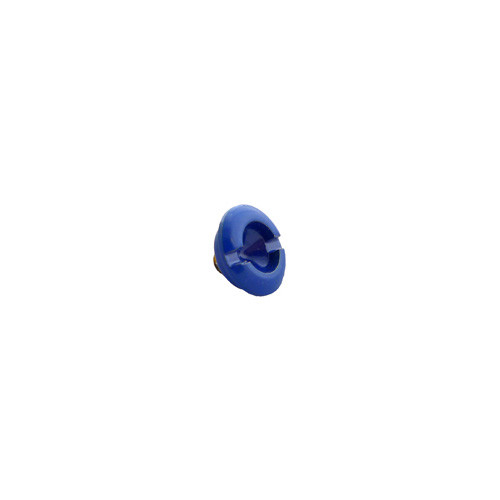 Replacement Blue Metal Tab for Piel Frama Leather Cases