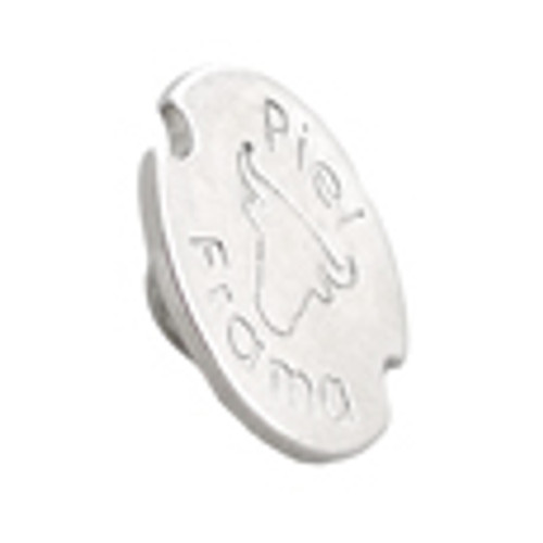Replacement Metal Plug for Piel Frama Leather Cases - Current