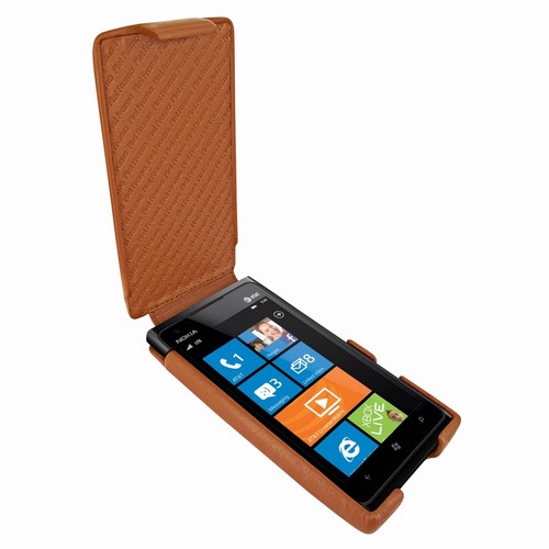 Piel Frama 568 iMagnum Tan Leather Case for Nokia Lumia 900