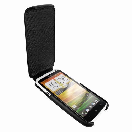 Piel Frama 580 iMagnum Black Leather Case for HTC One X