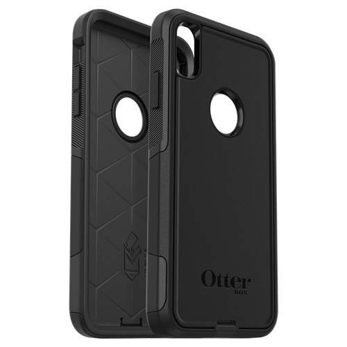 Otterbox - Commuter Case for Apple iPhone Xs Max  - Black