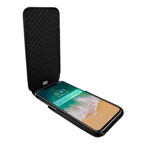 Piel Frama 809 Black iMagnum Leather Case for Apple iPhone Xs Max