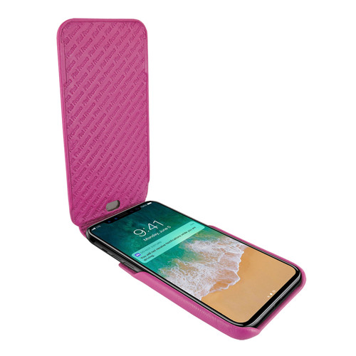 Piel Frama 809 Pink iMagnum Leather Case for Apple iPhone Xs Max