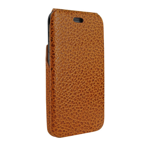 Piel Frama 809 Tan Karabu iMagnum Leather Case for Apple iPhone Xs Max