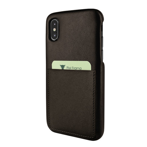 Piel Frama 812 Brown FramaSlimGrip Leather Case for Apple iPhone Xs Max