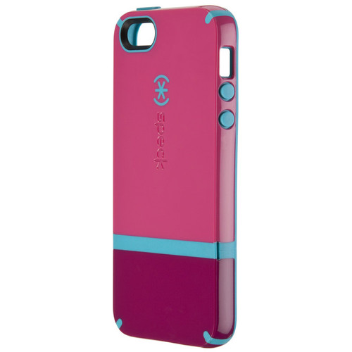 Speck Raspberry / Dark Raspberry / Peacock CandyShell FLIP for Apple iPhone 5