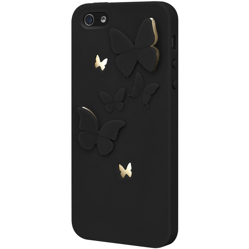SwitchEasy NightWings KIRIGAMI Hard Case for Apple iPhone 5
