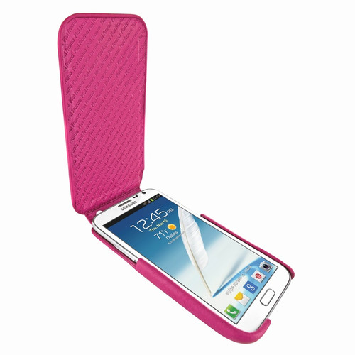 Piel Frama 604 iMagnum Pink Leather Case for Samsung Galaxy Note 2