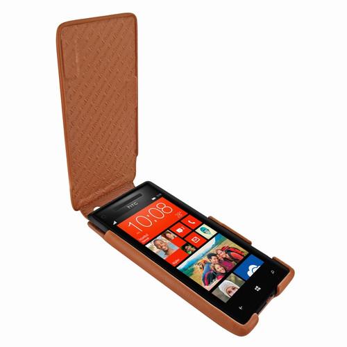 Piel Frama 614 iMagnum Tan Leather Case for HTC 8X