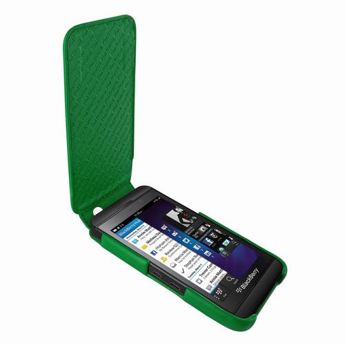 Piel Frama 615 iMagnum Green Leather Case for BlackBerry Z10