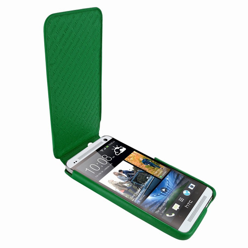 Piel Frama 616 iMagnum Green Leather Case for HTC One