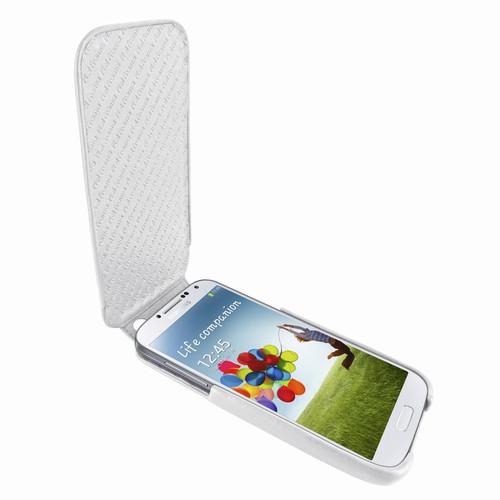 Piel Frama 618 iMagnum White Leather Case for Samsung Galaxy S4