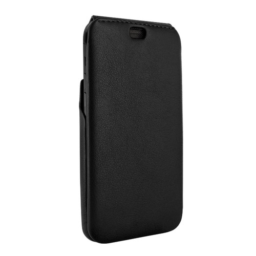 Piel Frama 815 Black iMagnum Leather Case for Apple iPhone Xr