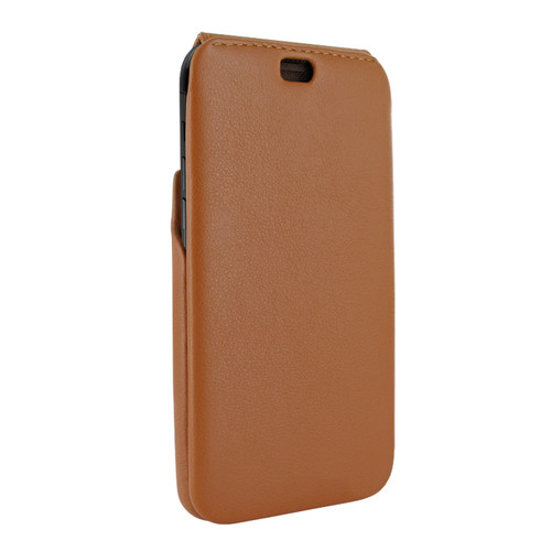 Piel Frama 815 Tan iMagnum Leather Case for Apple iPhone Xr