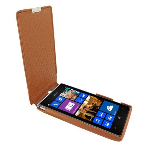 Piel Frama 627 iMagnum Tan Leather Case for Nokia Lumia 925