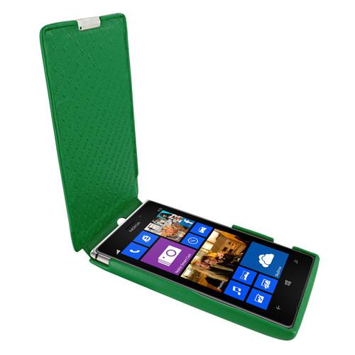 Piel Frama 627 iMagnum Green Leather Case for Nokia Lumia 925