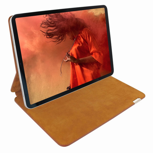 "Piel Frama 819 Tan FramaSlim Leather Case for Apple iPad Pro 12.9"" (2018)"