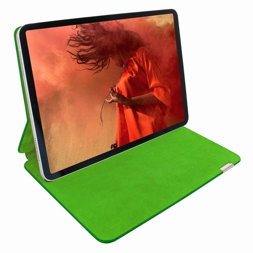 "Piel Frama 819 Green FramaSlim Leather Case for Apple iPad Pro 12.9"" (2018)"