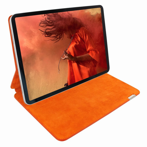 """Piel Frama 819 Orange FramaSlim Leather Case for Apple iPad Pro 12.9"""" (2018)"""