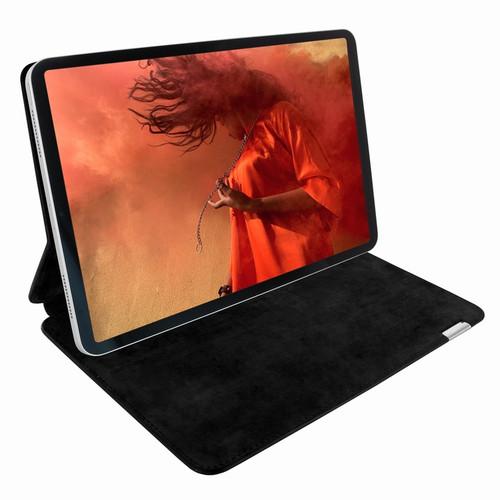 "Piel Frama 819 Black Crocodile FramaSlim Leather Case for Apple iPad Pro 12.9"" (2018)"