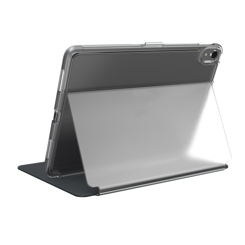Speck - Balance Folio Clear for Apple iPad Pro 11 - Black and Clear