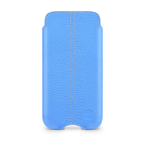 Beyza Blue ZERO Leather Case for Apple iPhone 5C