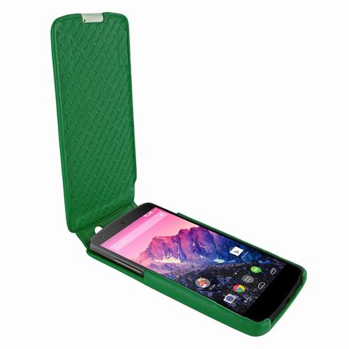 Piel Frama 650 iMagnum Green Leather Case for Google Nexus 5