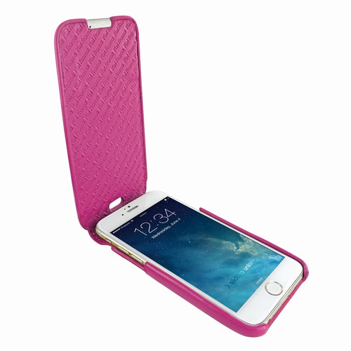 Piel Frama 676 Pink iMagnum Leather Case for Apple iPhone 6 / 6S / 7 / 8