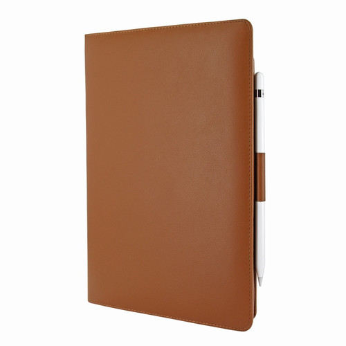 Piel Frama 823 Tan Cinema Magnetic Leather Case for Apple iPad Air (2019)