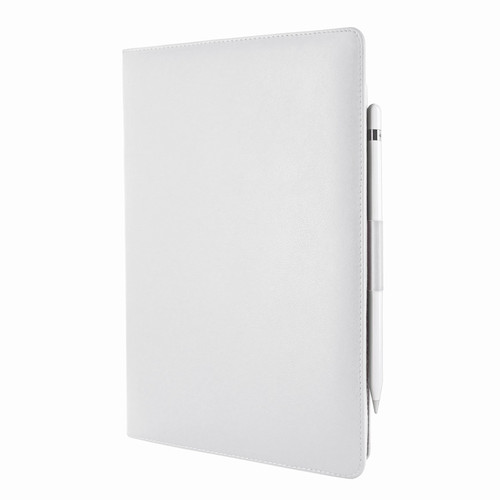 Piel Frama 823 White Cinema Magnetic Leather Case for Apple iPad Air (2019)