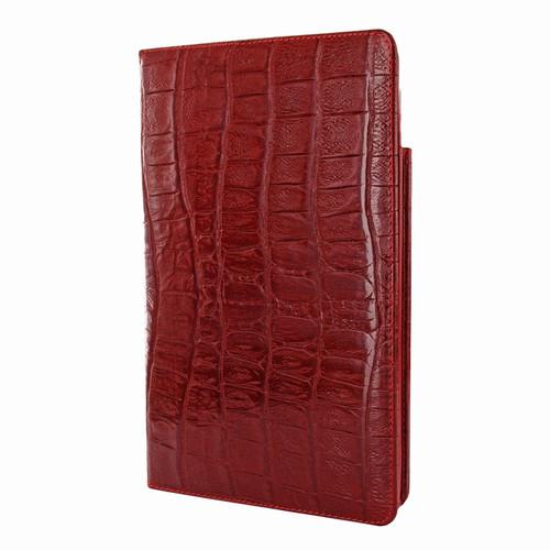 Piel Frama 825 Red Wild Crocodile Cinema Magnetic Leather Case for Apple iPad mini (2019)