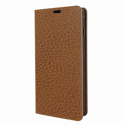 Piel Frama 821 Tan Karabu FramaSlimCards Leather Case for Samsung Galaxy S10 Plus
