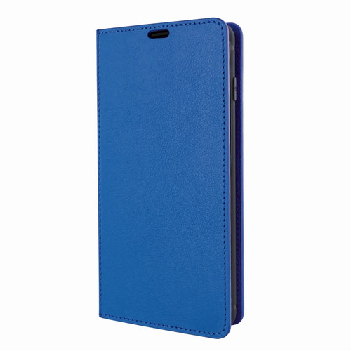 Piel Frama 820 Blue FramaSlimCards Leather Case for Samsung Galaxy S10