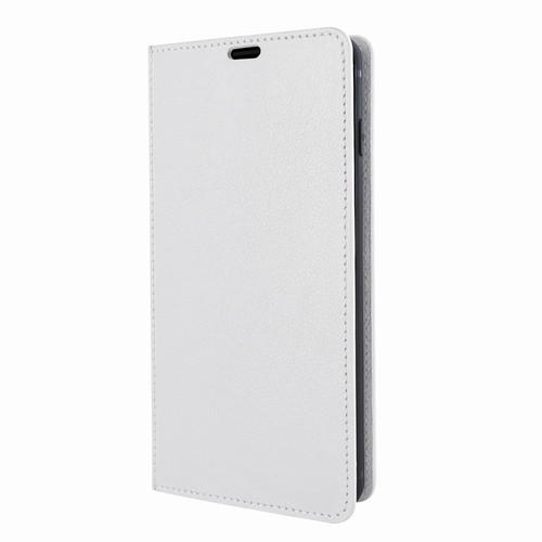 Piel Frama 820 White FramaSlimCards Leather Case for Samsung Galaxy S10