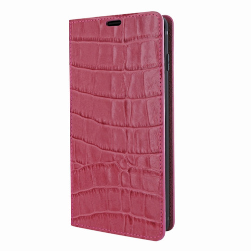 Piel Frama 822 Pink Crocodile FramaSlimCards Leather Case for Samsung Galaxy S10e