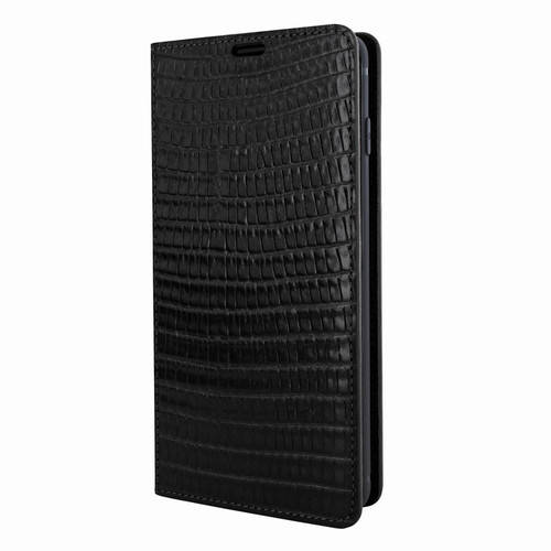 Piel Frama 822 Black Lizard FramaSlimCards Leather Case for Samsung Galaxy S10e