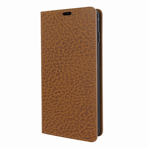 Piel Frama 822 Tan Karabu FramaSlimCards Leather Case for Samsung Galaxy S10e