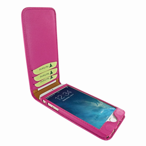 Piel Frama 689 Pink Magnetic Leather Case for Apple iPhone 6 Plus / 6S Plus