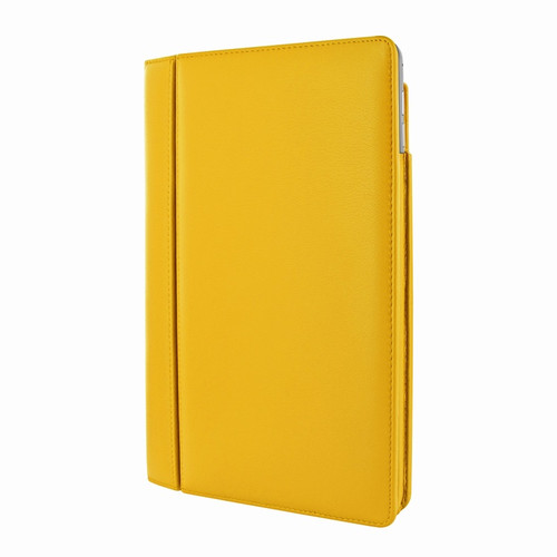 "Piel Frama 695 Yellow Magnetic Leather Case for Apple iPad Air 2 / iPad 9.7"" 2017 