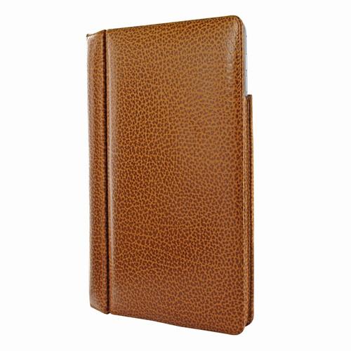 "Piel Frama 695 Tan Karabu Magnetic Leather Case for Apple iPad Air 2 / iPad 9.7"" 2017 | 2018"