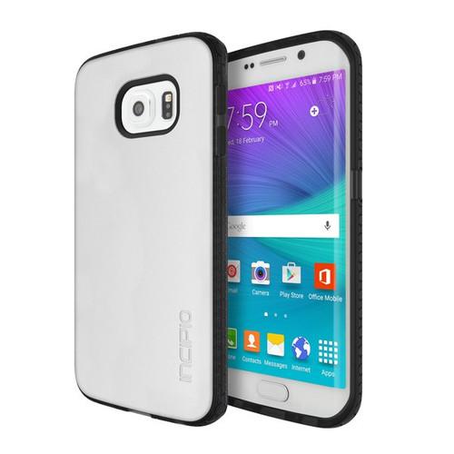 Incipio Frost / Black OCTANE Co-Molded Impact Absorbing Case for Samsung Galaxy S6 Edge