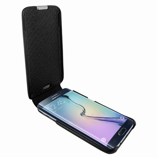 Piel Frama 714 Black iMagnum Leather Case for Samsung Galaxy S6 Edge