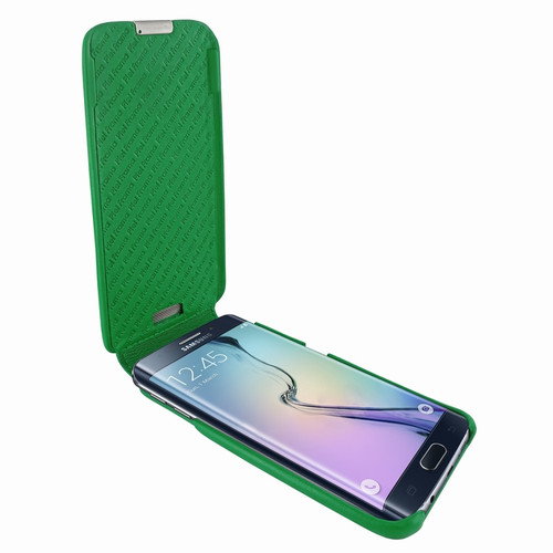 Piel Frama 714 Green iMagnum Leather Case for Samsung Galaxy S6 Edge
