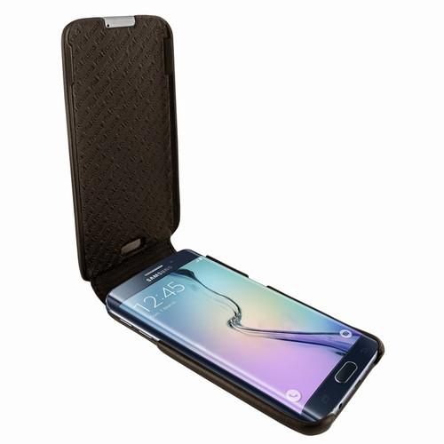 Piel Frama 714 Brown iMagnum Leather Case for Samsung Galaxy S6 Edge