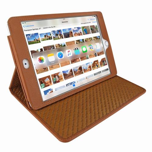 Piel Frama 722 Tan Cinema Magnetic Leather Case for Apple iPad mini 4