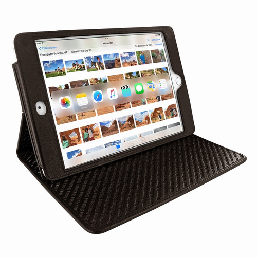 Piel Frama 722 Brown Cinema Magnetic Leather Case for Apple iPad mini 4